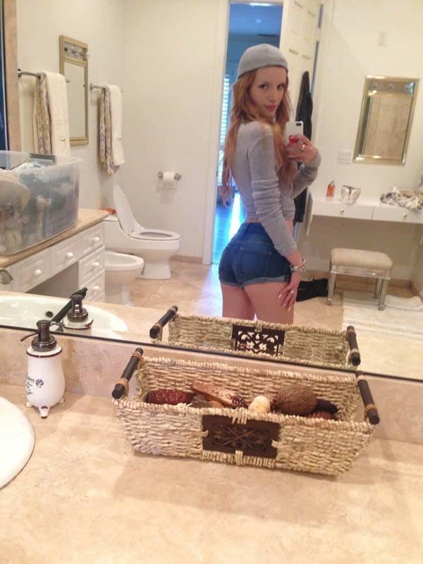 Bella Thorne Leaked (4 Photos)