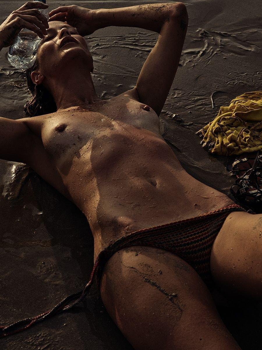 Carolyn Murphy Nude Video 81