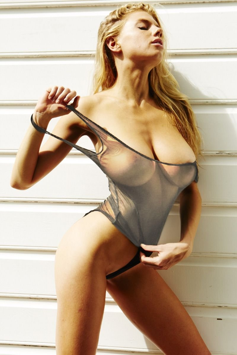 Charlotte mckinney tits remarkable, rather