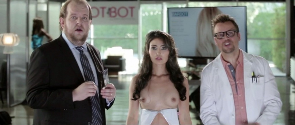 Chasty Ballesteros Nude – Hot Bot (2016) HD 1080p