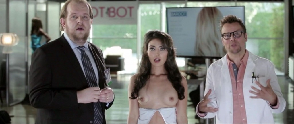 Chasty Ballesteros Nude – Hot Bot 5