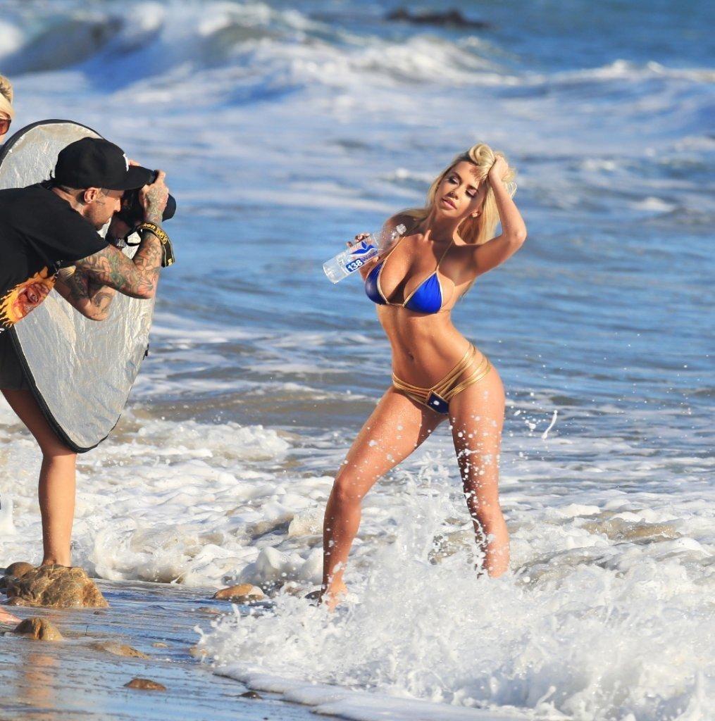 Claudia Fijal in a Bikini (36 Photos)