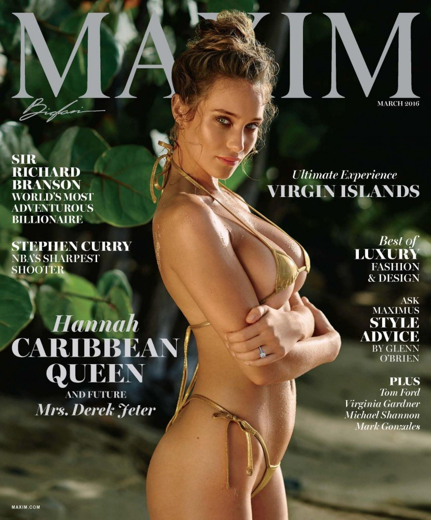 Hannah Davis Sexy & Topless-1