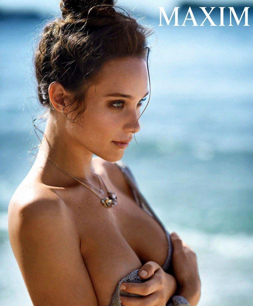 Hannah Davis Sexy & Topless (7 Photos)