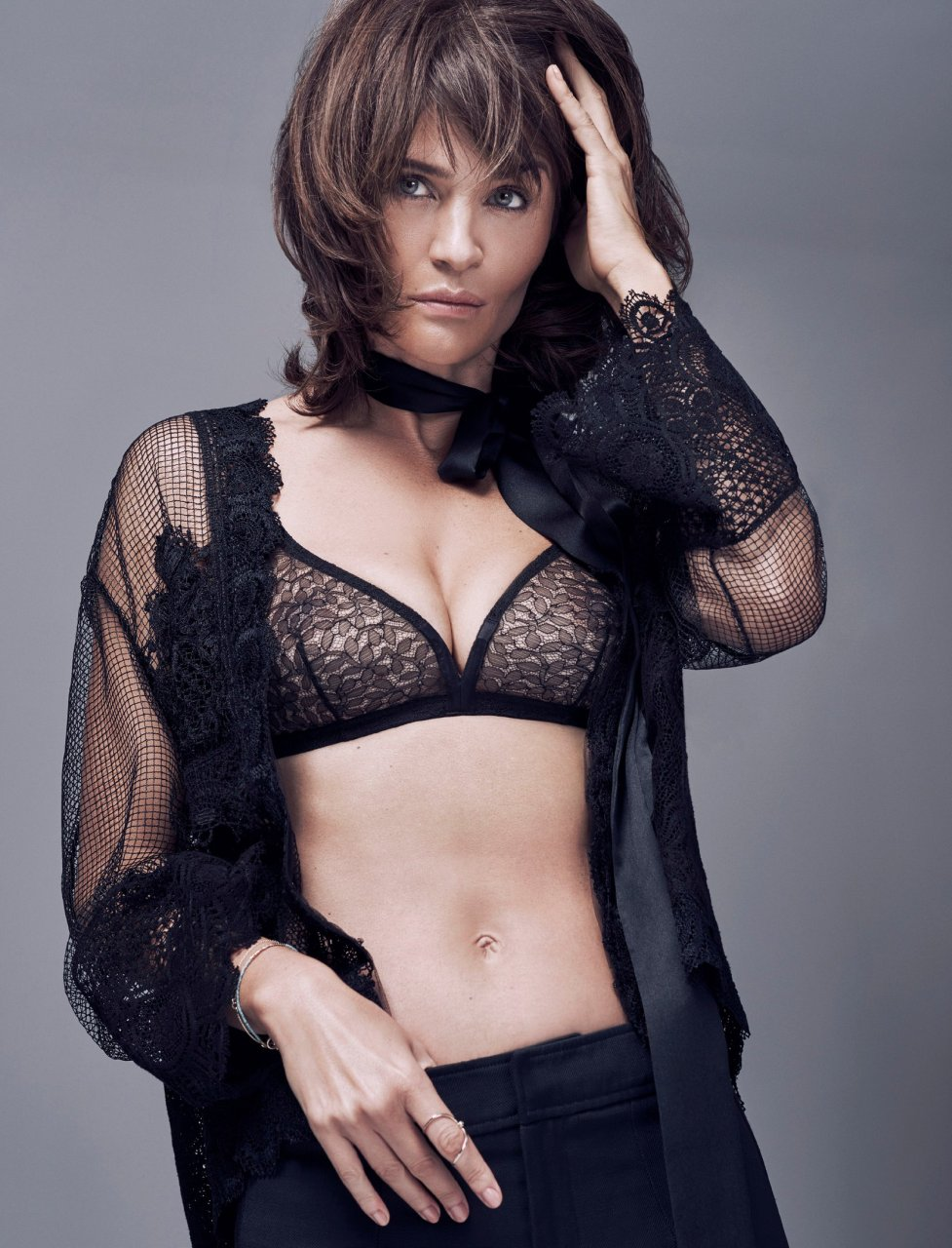 Helena Christensen Nude Photos and Videos   #TheFappening