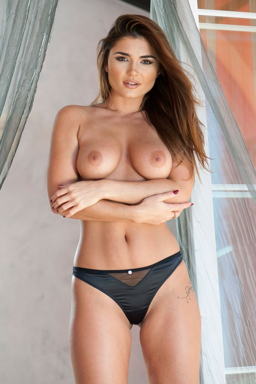 India Reynolds Sexy Topless
