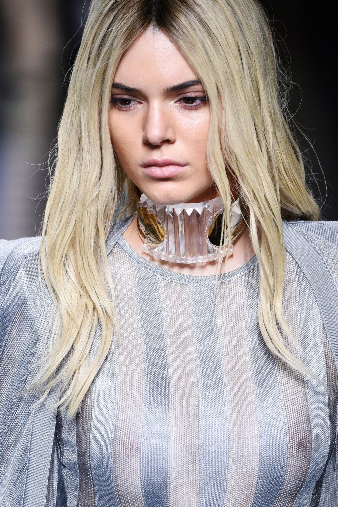 Kendall Jenner See Through6