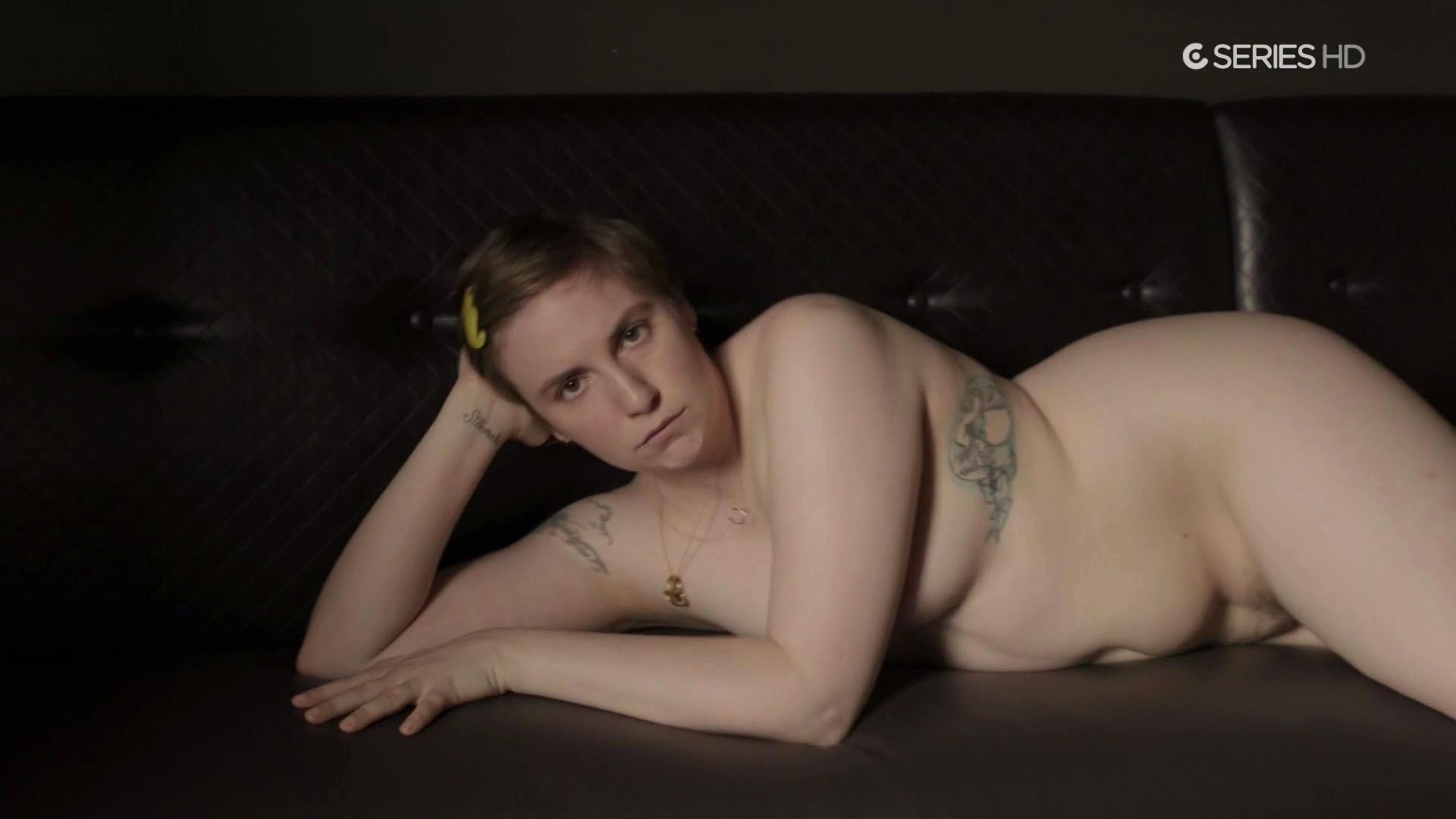 Lena dunham nude topless and sex in girls s03e10 3