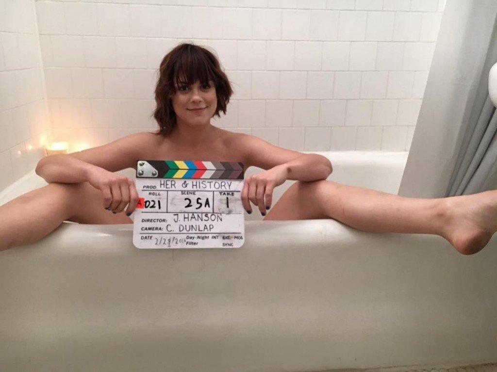 Lindsey Shaw Naked2