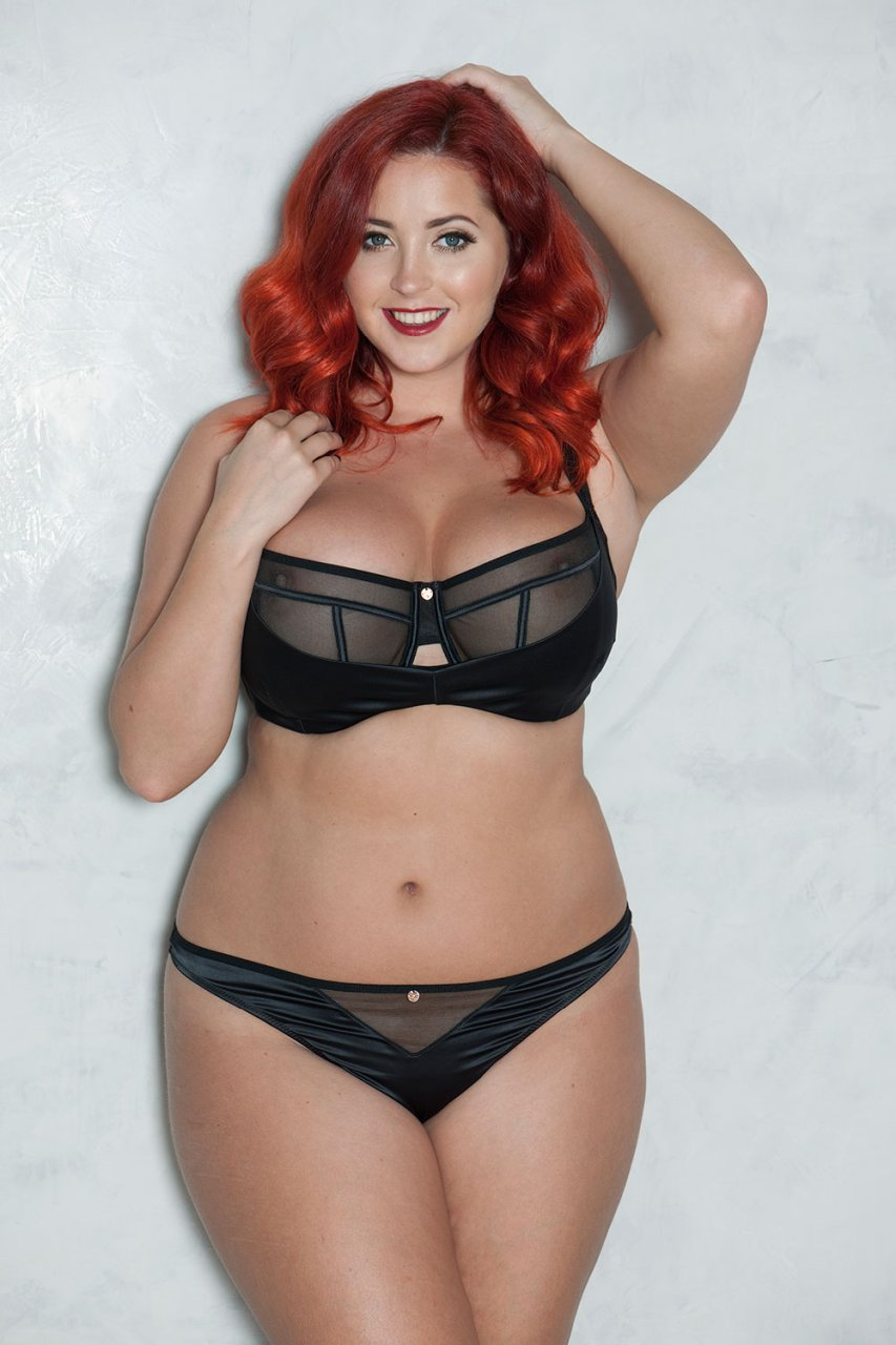 Lucy collett red lingerie useful