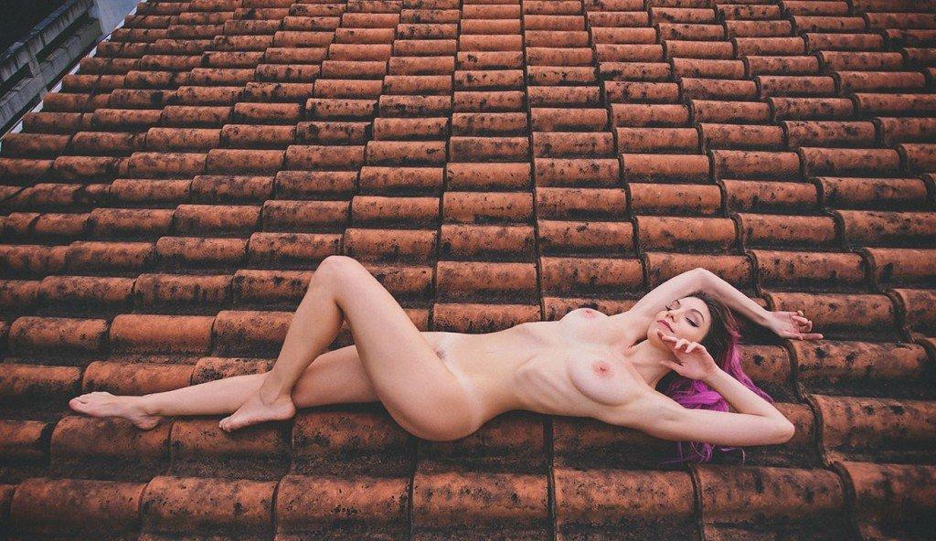 Mariana de Souza Alves Lima (MariMoon) Naked 3