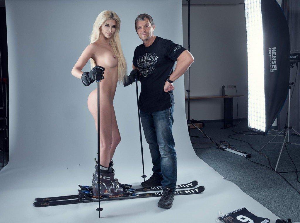 Micaela Schäfer Naked (10 Hot Photos)