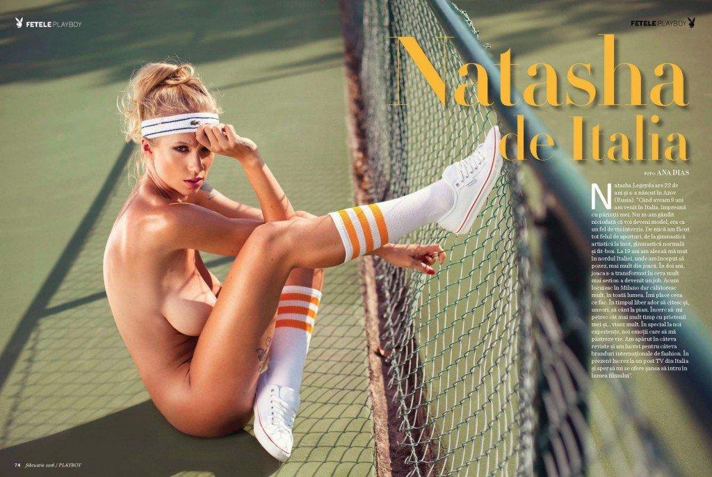 Natasha Legeyda Nude 1