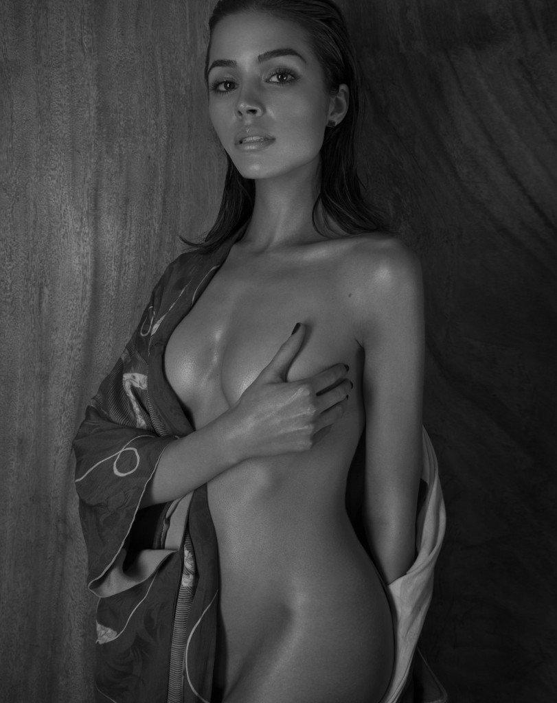 Olivia Culpo Nude 1