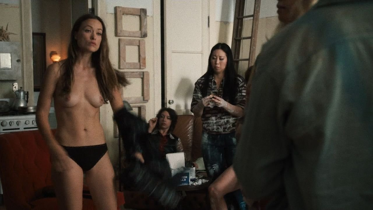 Confirm. Olivia wilde posing naked amusing