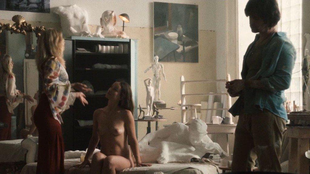 Olivia Wilde Nude – Vinyl (2016) s01e06