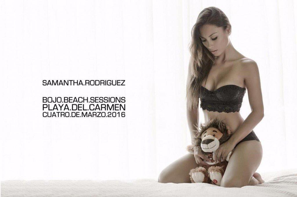 Samantha Rodriguez Nude & Sexy (12 Photos)