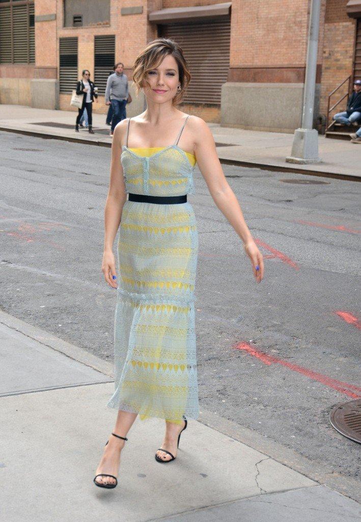 Sophia Bush See Through And Bikini Photos – PureCelebs.net