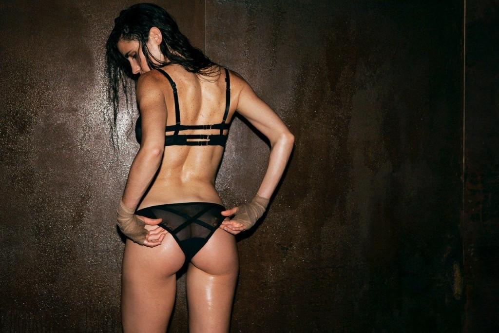 Xamira Zuloaga Topless & Sexy 6