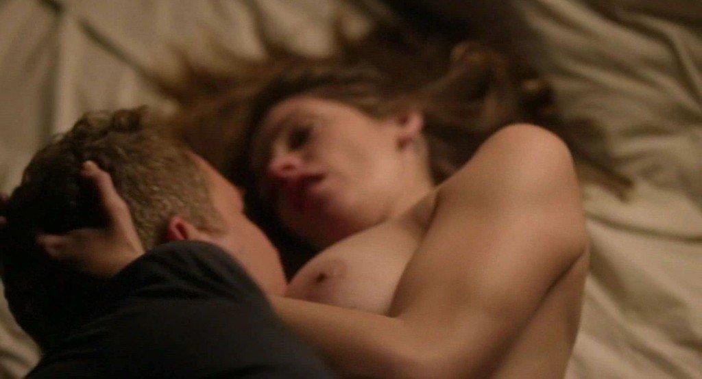 Ashley Greene Nude – Rogue (2016) s03e15 – HD 1080p