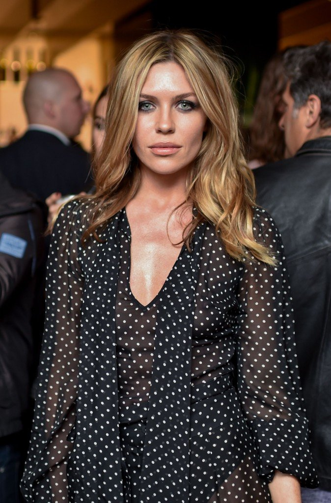 Abbey Clancy See Through 3