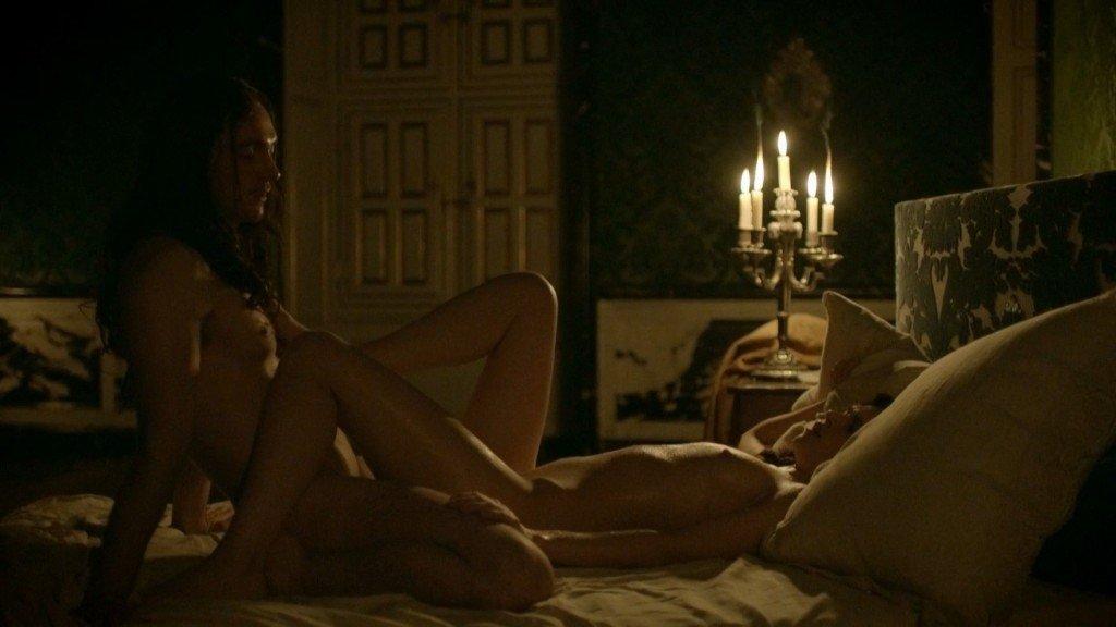 Anna Brewster Nude 1