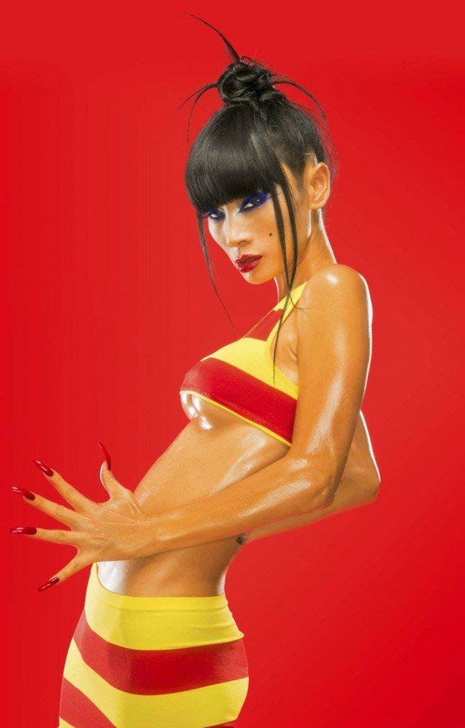 Bai Ling Sexy (5 Photos)