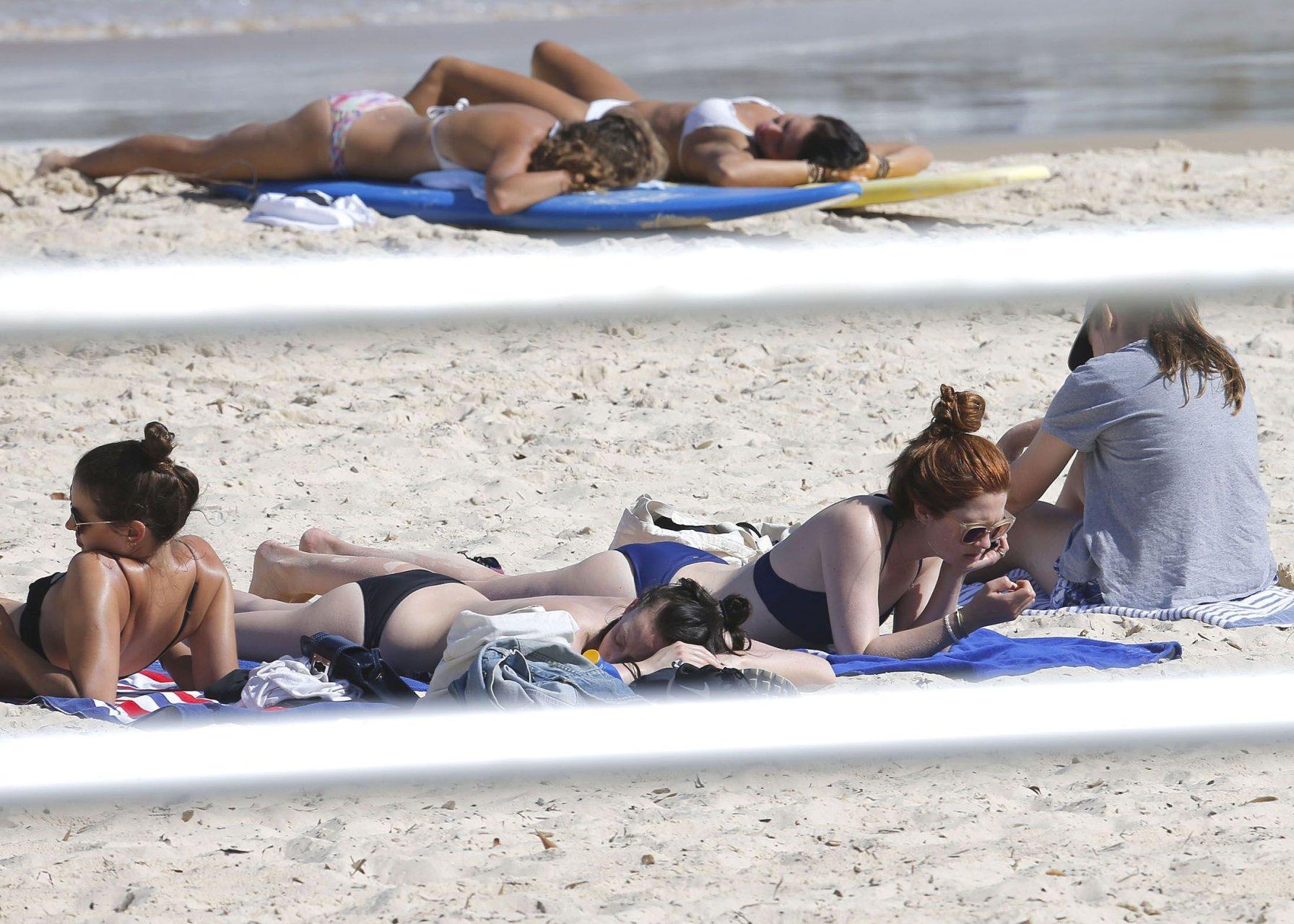 Bonnie Wright Sexy (25 Photos) | #TheFappening  Rachel Potter Bikini