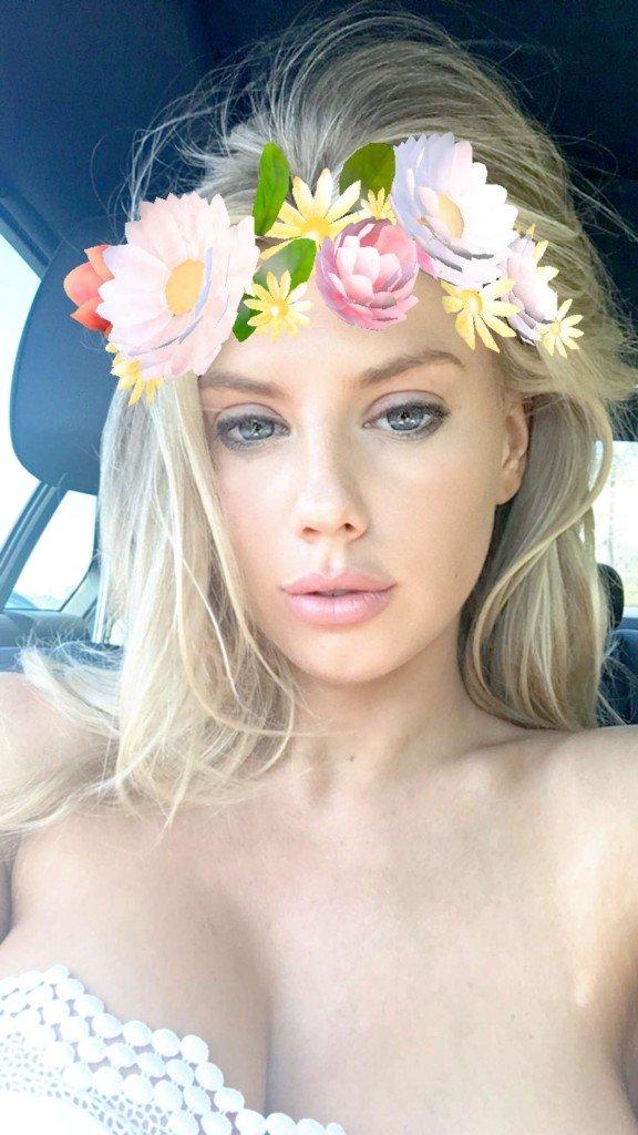 Charlotte McKinney Selfies 2