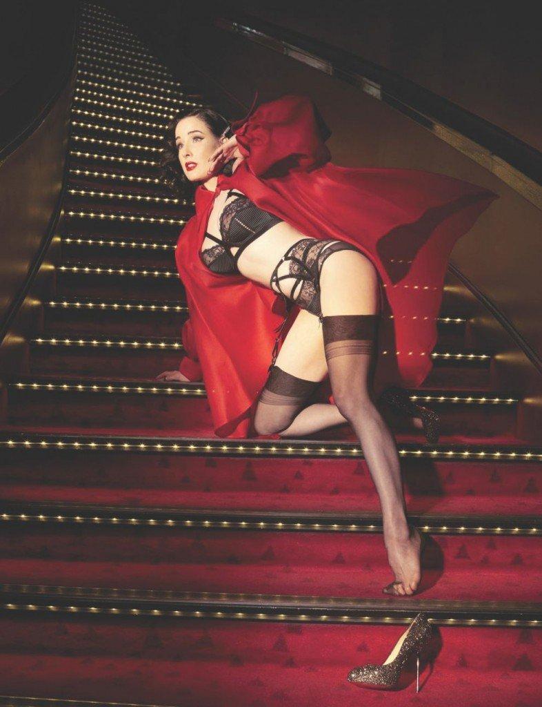 Dita von Teese Sexy 4
