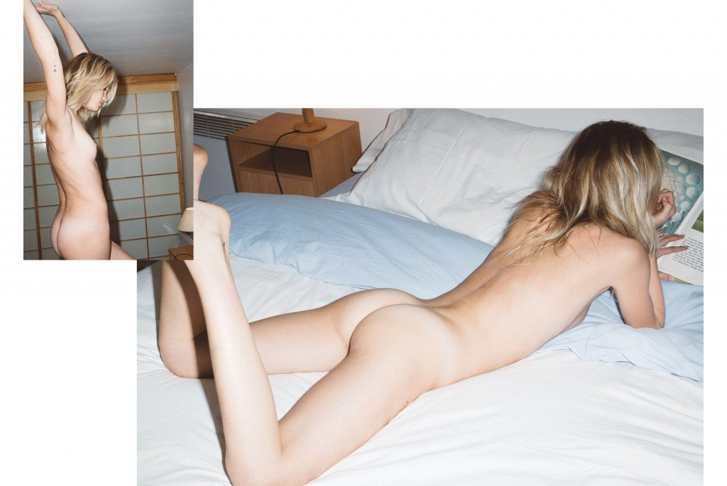 Eva Biechy Nude & Sexy (8 Photos)