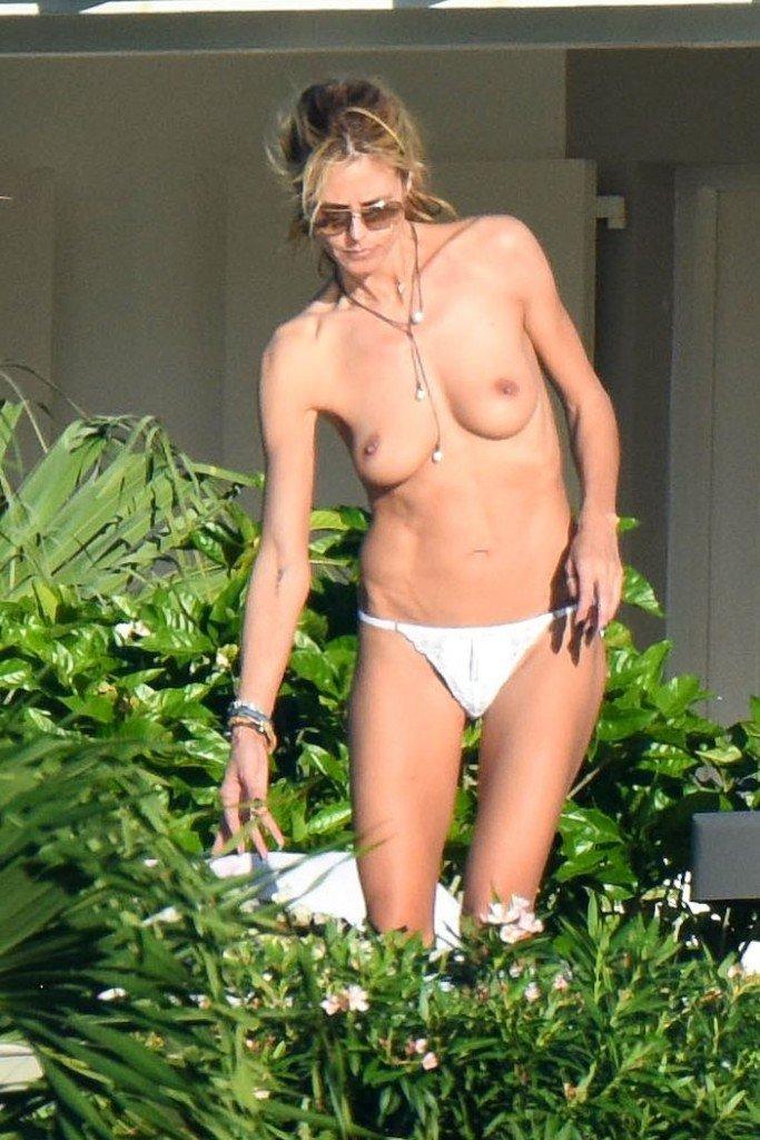 Heidi Klum Topless 23