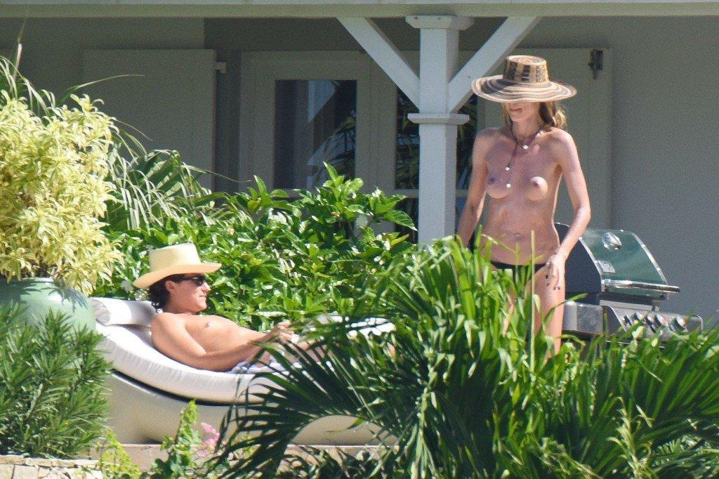Heidi Klum Topless 5
