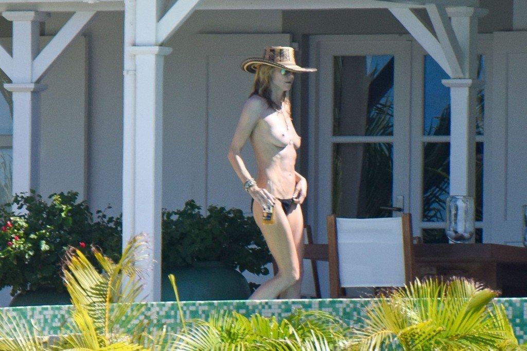Heidi Klum Topless 6