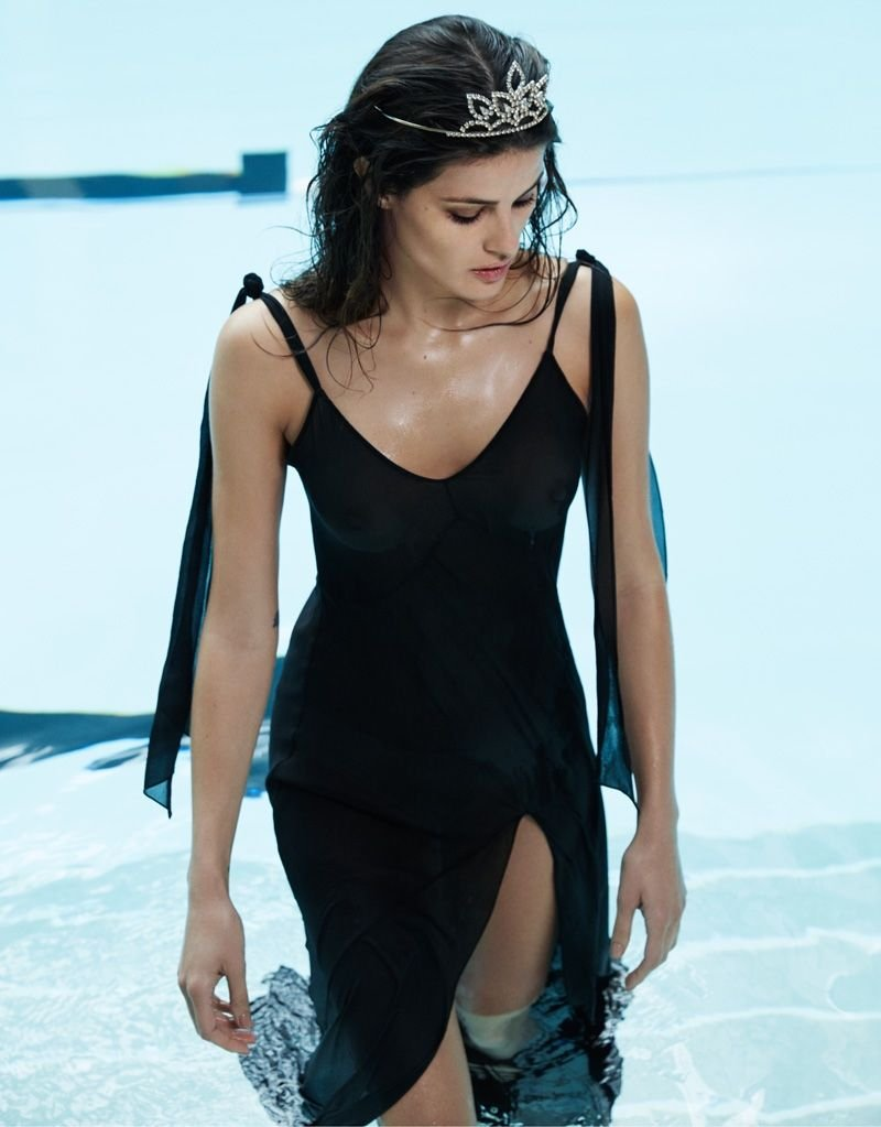 Isabeli Fontana See Through