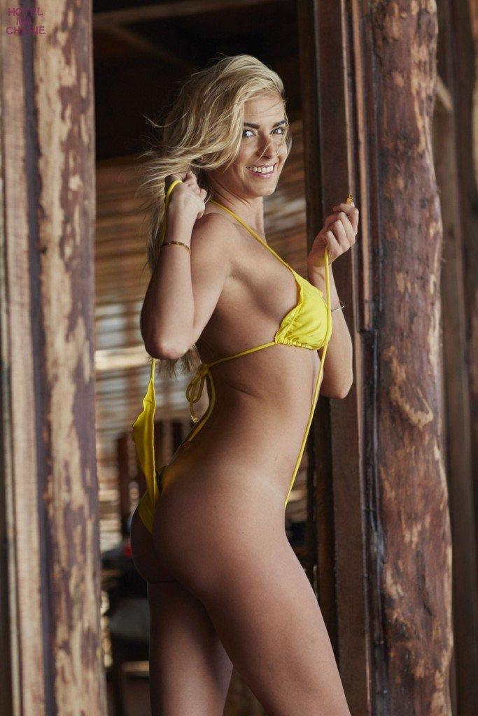 Jena Sims Nude Sexy 19