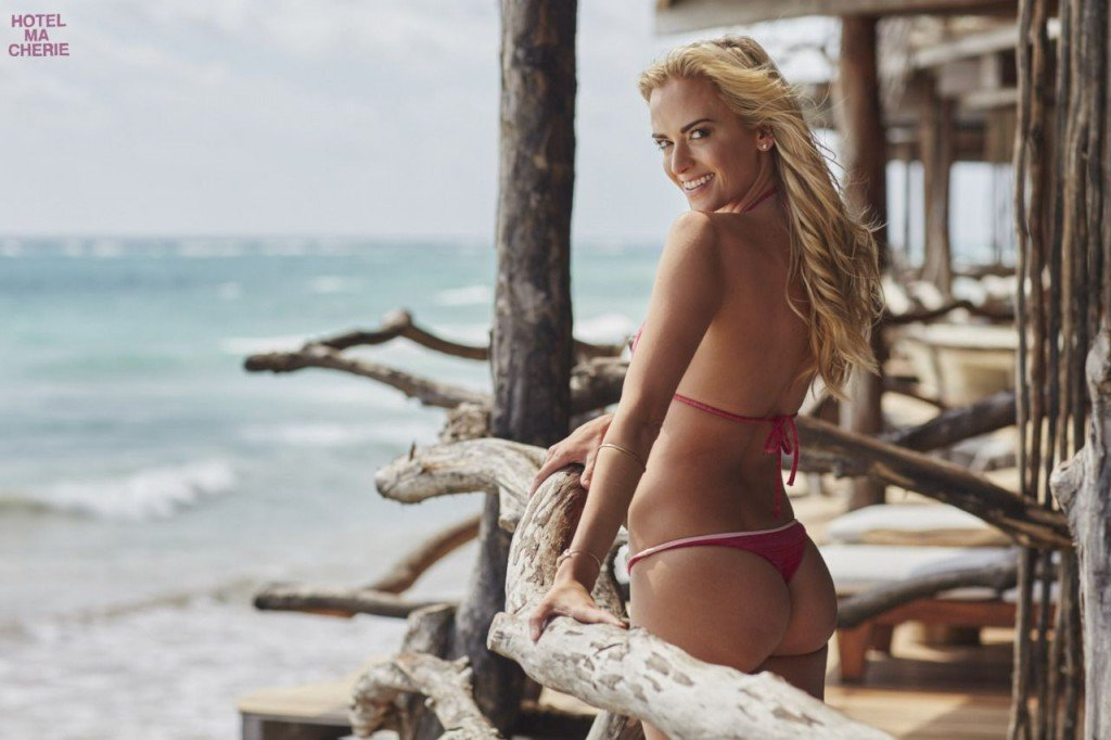Jena Sims Nude Sexy 34