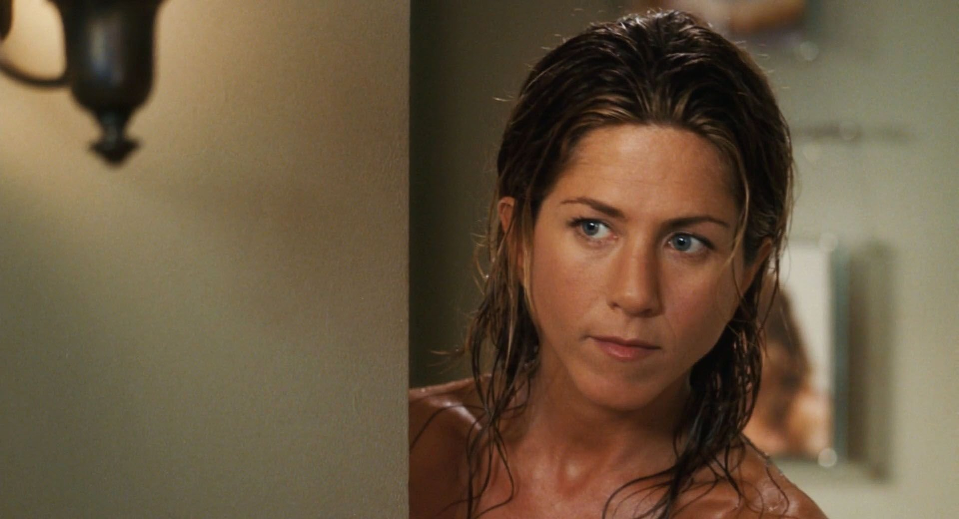 jennifer anniston naked break-up