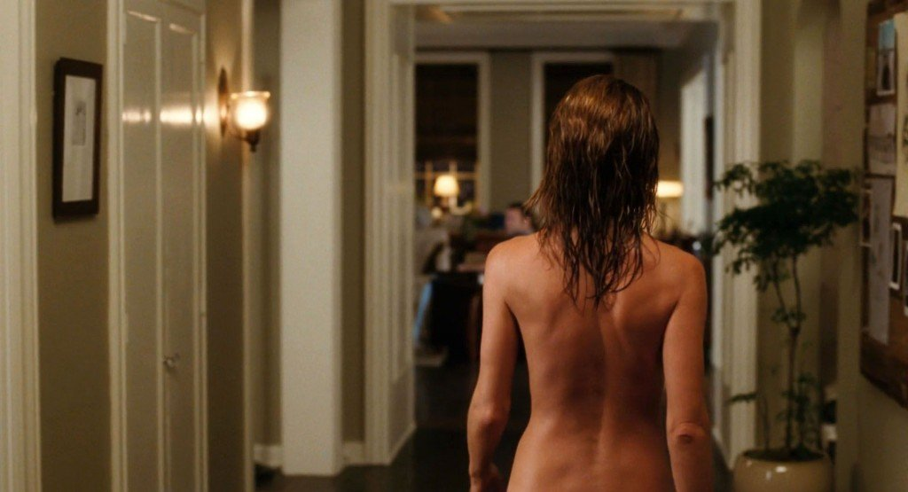 Jennifer aniston the break up topless right!