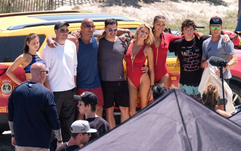 Kelly Rohrbach, Alexandra Daddario, Ilfenesh Hadera Sexy 16