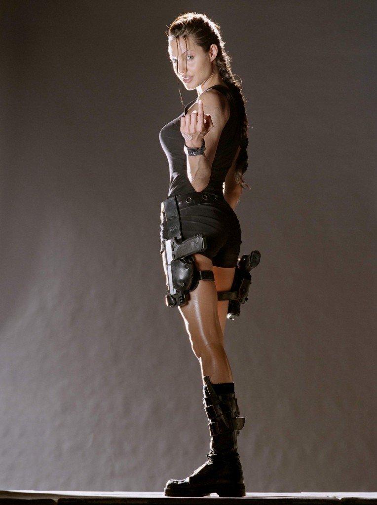 Poll: Lara Croft vs. Alice