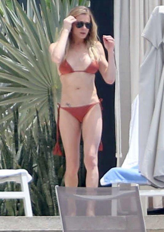Malibu string bikini competion