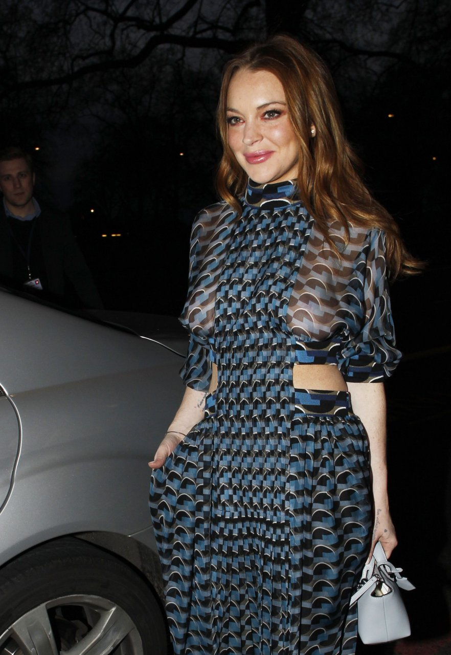 lindsay lohan - photo #6