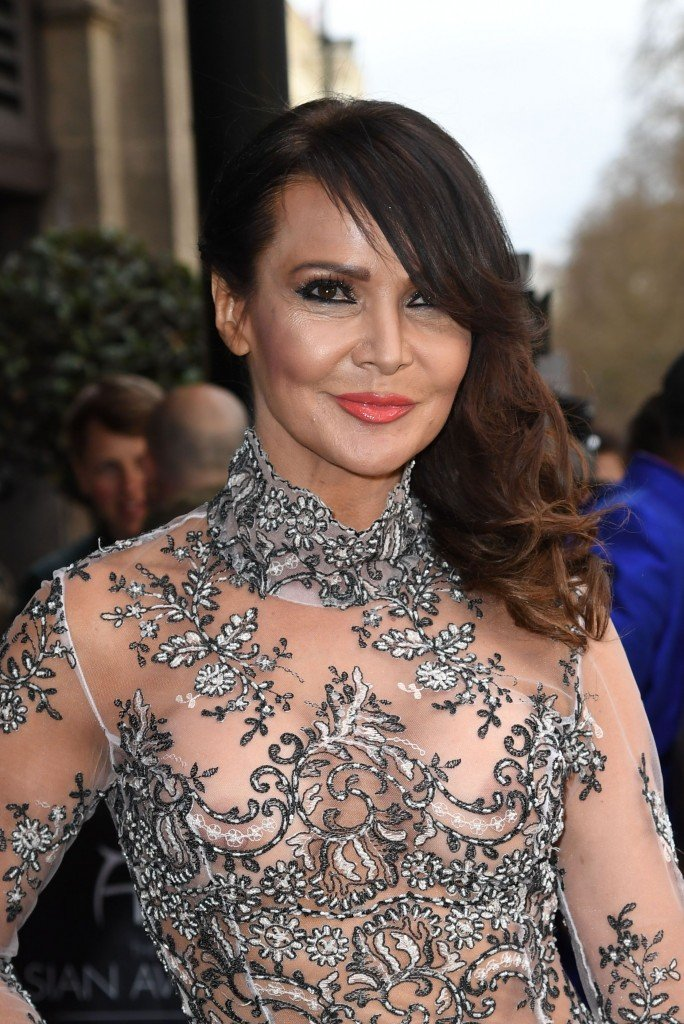 Lizzie Cundy See Through 10