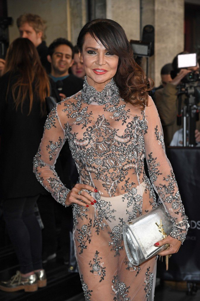 Lizzie Cundy See Through 11