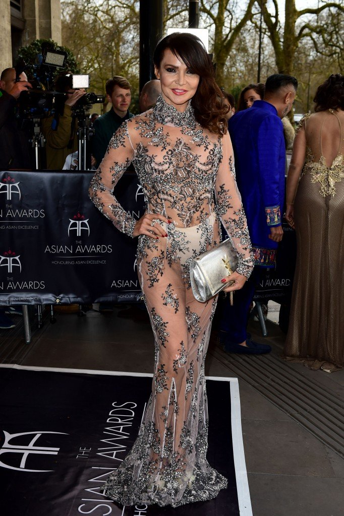 Lizzie Cundy See Through 15