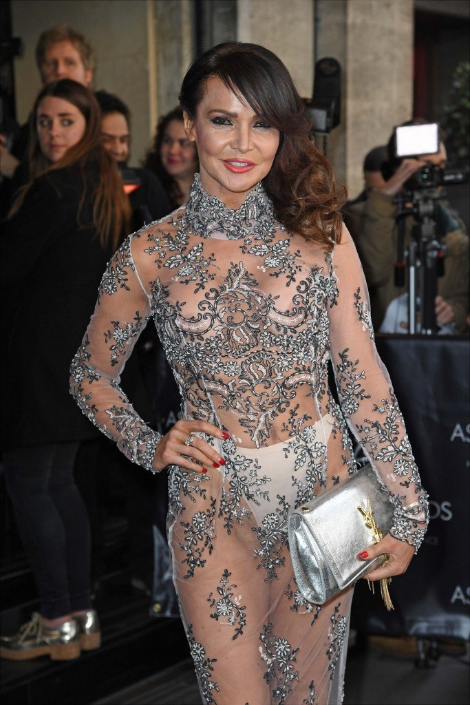 Lizzie Cundy See Through 6