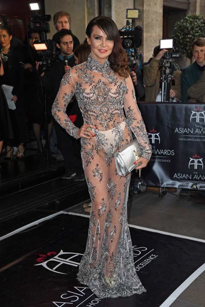 Lizzie Cundy See Through 7
