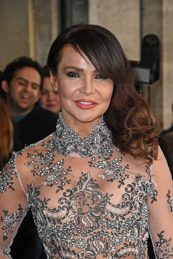 Lizzie Cundy See Through 9