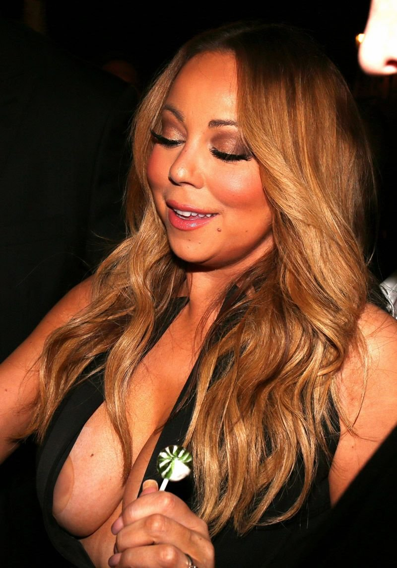 Hope, Mariah carey rubbing pussy for mad